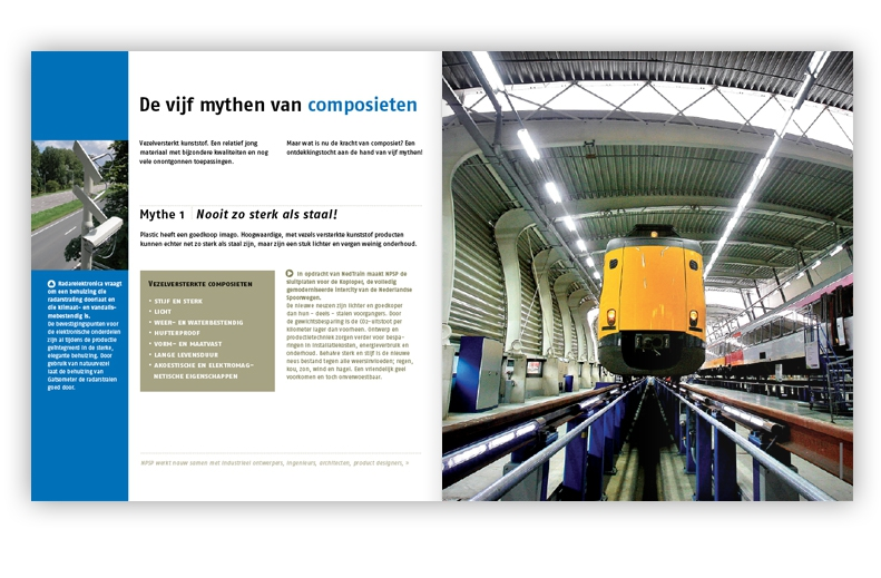 NPSP Composieten Duurzame tech innovatie